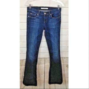 Joes Jeans Rocker Flare Size 25